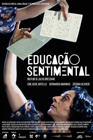 Educação sentimental poster